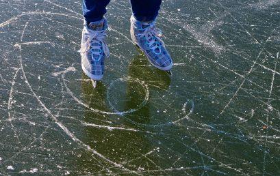 Schlittschuhlaufen in Haiger