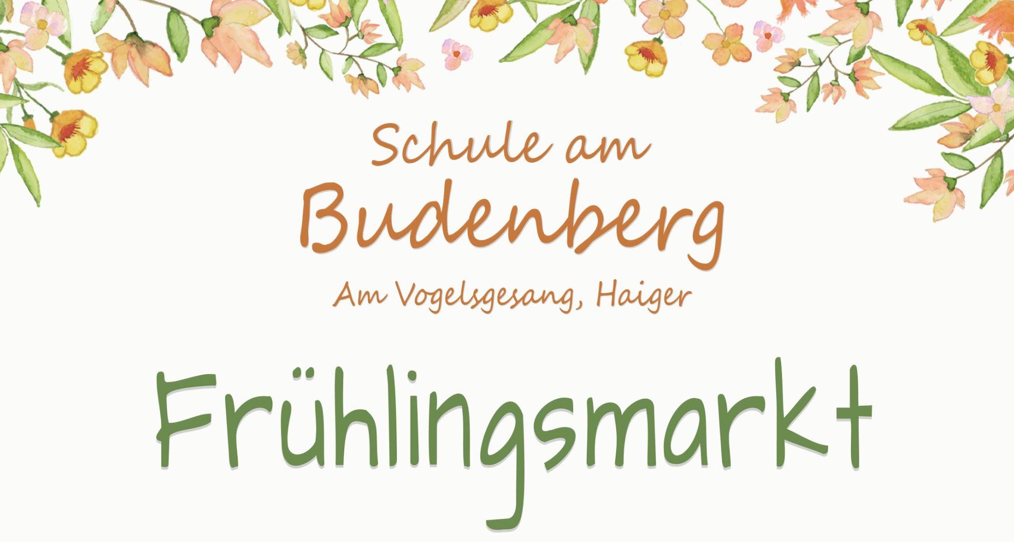 Frühlingsmarkt lockt zahlreiche Besucher an die Schule am Budenberg