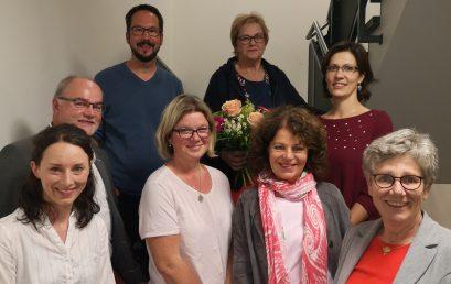 Silvia Cloos-Schmidt bleibt an der Spitze des Fördervereins der Schule am Budenberg
