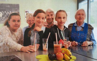 Projekt aus BFZ-Schule Juliane von Stolberg Schule, Dillenburg