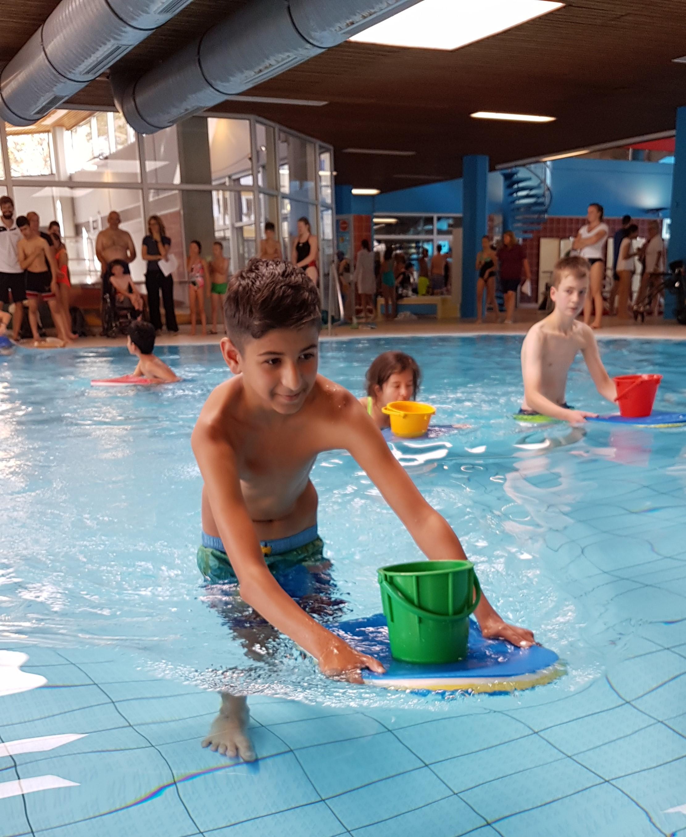 Schwimmfest in Wiesbaden