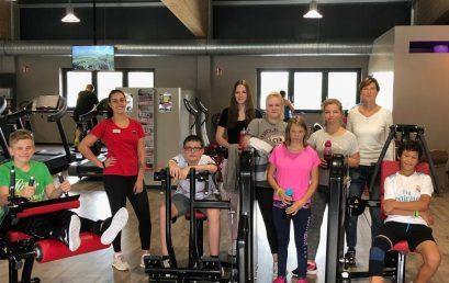Budenbergschule und Clever fit kooperieren