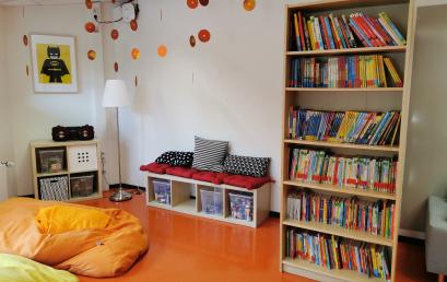Bücherhöhle