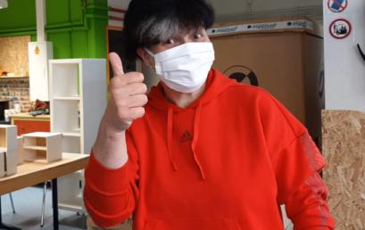 Video zu den  Hygienemaßnahmen