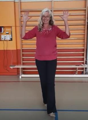 Tanzen mit Stefanie Pracht