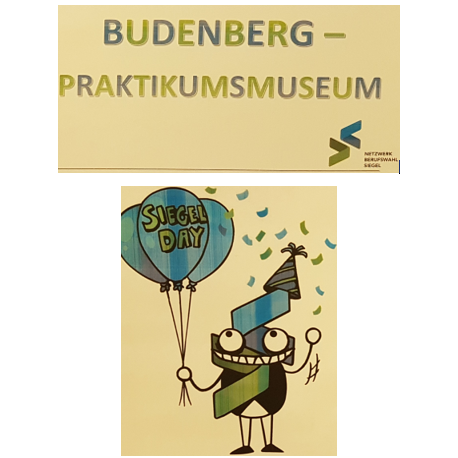 """#- Siegelday – Aktion in Haiger: Das """"Budenberg-Praktikumsmuseum"""""""