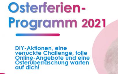 Osterferienprogramm von und mit Angela Schlösser