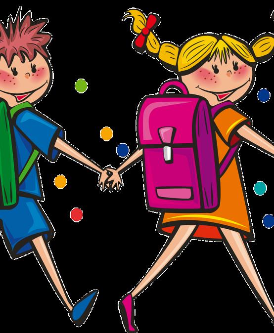 Montag, der 30. August ist der 1. Schultag nach den Sommerferien